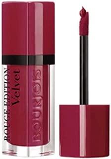 Bourjois Paris Rouge Edition Velvet Lipstick 02 Frambourjoise
