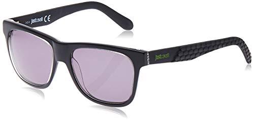 Just Cavalli Sunglasses Jc648s 01n 54 Occhiali da Sole, Nero (Schwarz), Unisex-Adulto