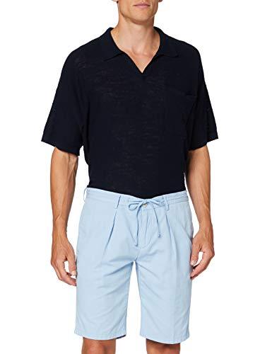 Hackett Beach Pull ON Shorts Bañador, Azul (5MPCHAMBRY BLU 5MP), W(Talla de Fabricante: 34) para Hombre