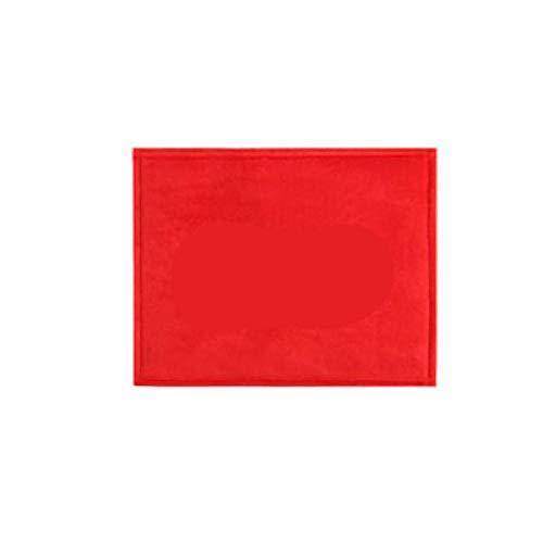 XIAOBAOBEI 1 Uds., Gamuza para Coche, Absorbente de Cuero, toallita para Lavar el Coche, paño de Limpieza para Infiniti Logo EX FX G25 G37 FX35 EX25 EX35 FX37 Q60 QX5-Red_Suede