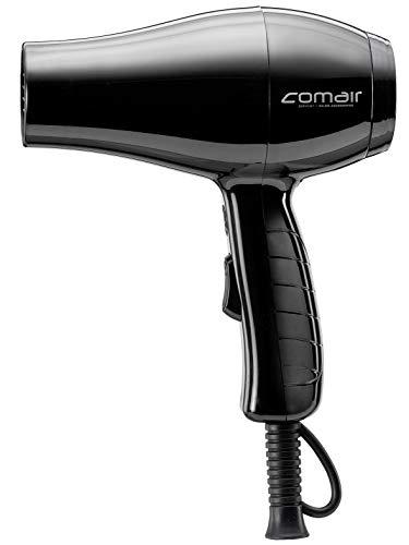 Comair 7001210 Reisehaartrockner 2 GO dryer, 900-1100 W, 220-240 V, schwarz