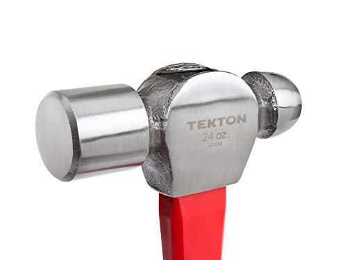 TEKTON 30409 Pack de 4 martillos de Bola