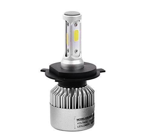 HaoYiShang 9V - 32V 36W 6500K LED Faros delanteros Luces delanteras Lámparas de luz Lámpara de repuesto halógena y Juego de xenón 8000LM Bombilla de faro de LED (9004/HB1)