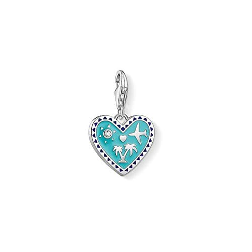 THOMAS SABO 1729-041-17 Women's Pendant Blue