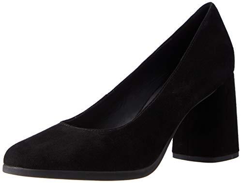 GEOX D CALINDA HIGH D BLACK Women's Court Shoes Pumps size 41(EU)