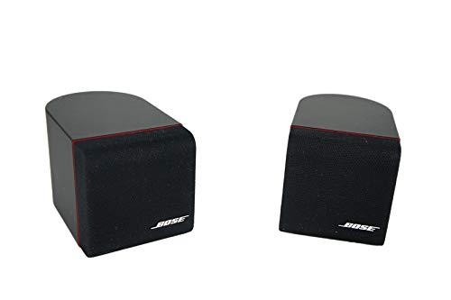Bose Acoustimass Serie II - Juego de 2 cubos de percusión (con borde rojo)