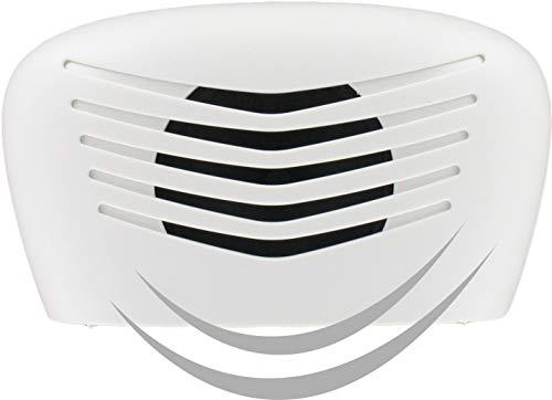 Weitech Ultraschall Vertreiber gegen Ungeziefer, Mäuse, Raten und Insekten bis 140qm Änderung der Marke zu:Weitech