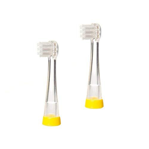 BabySonic Elektrische Ersatz-Zahnbürstenköpfe für 0–18 Monate alt (SG-811)