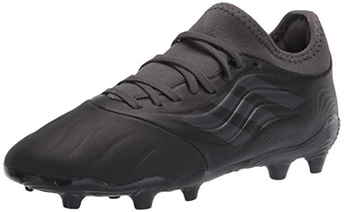 adidas Copa Sense.3 Firm Ground, Zapatillas de ftbol Hombre, Negro, Gris y Gris, 44 2/3 EU