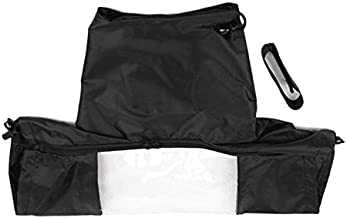 Cloverclover Practical Waterproof Rain Cover Dust Protection Rainproof for SLR DSLR Camera with Control Rope Lens Length