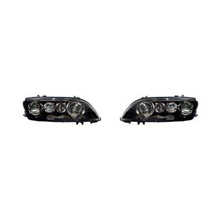 06 mazda6 headlight assembly - 7
