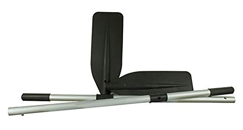 Prowake Paddel für Schlauchboote schwarz 132 cm