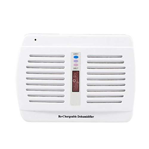New CICIN Mini Dehumidifier Bedroom Household Office Basement Mute,Semiconductor Dehumidifier Mini P...