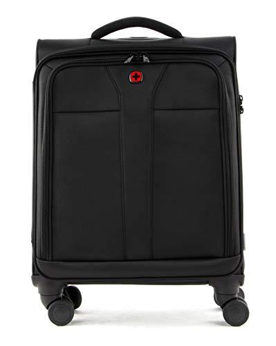 Wenger, BC Packer, Carry-On Softside Case, Black (R)