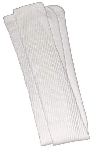 skatersocks Overknees 35 Inch Tube Socken Kniestrümpfe oldschool Sportsocken weiß