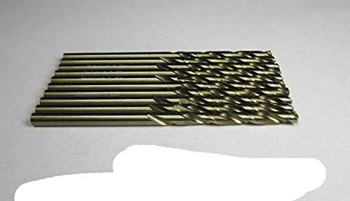 Env¨ªo gratuito 10PCS -CO M35 Broca helicoidal de cobalto Procesamiento de orificios de metal de alta precisi¨n Taladro el¨¦ctrico ? 2 mm 3 mm 4 mm 5 mm 6 mm-M35B-3.2-S-10