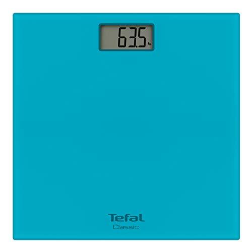 TEFAL Classic Pèse Personne Turquoise PP1133V0
