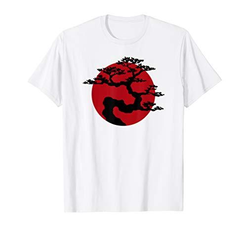 Miyagi Karate Bonsai T-Shirt Japanese Style
