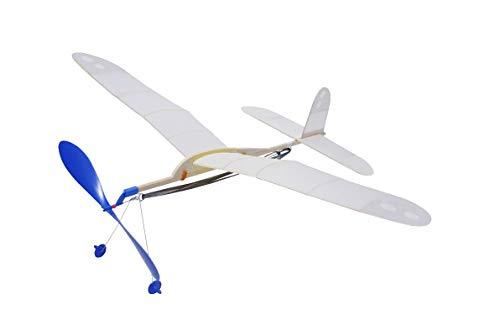 スタジオミド 高性能ライトプレーンシリーズ シーガル ゴム動力模型飛行機キット LP-20