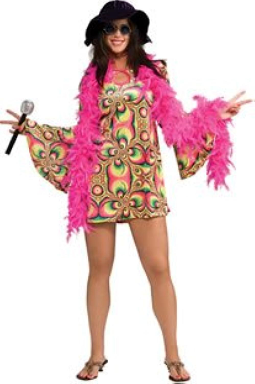 Rubie's 60s Psycha Delia Hippie Adult Costume