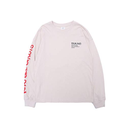 NAGRI Kids See Ghosts Long Sleeve T-Shirt Sweatshirt Cotton
