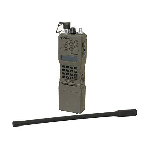 FMA PRC-152 Dummy Funkgerät Attrappe Aufbewahrungsbox Styling Ausrüstung Optik (Army Green)