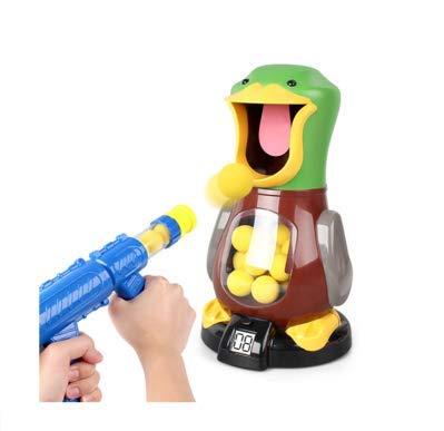 Great Price! Duck Hunt Target Shooting Interactive Hand Held Arcade Tabletop Indoor Outdoor Fun Hobb...