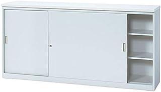 受付 カウンター組立 設置迄 書庫型ハイカウンター CS-189HS ホワイト W1800mm