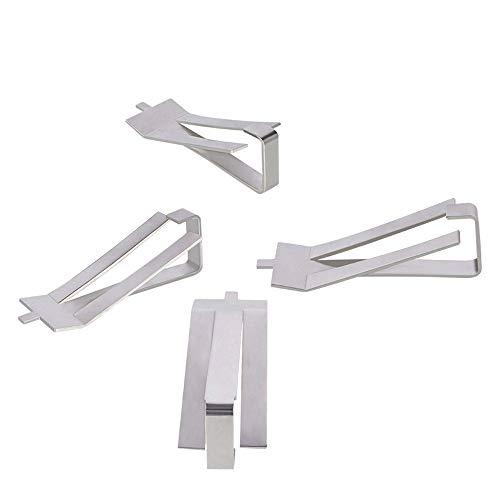 Paquete de 4 abrazaderas de plataforma de resorte de cristal para Creality Ender 3 Pro Ender 3S Ender 5 Pro CR-20 PRO CR-10S Pro 3D