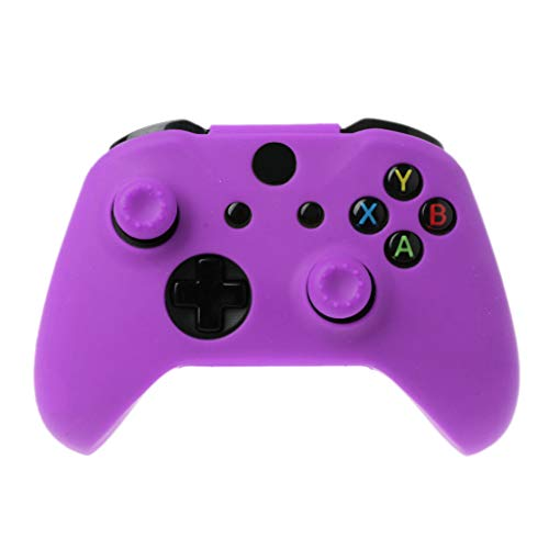 YUZI Cubierta protectora para pulgar analógico, agarre suave, funda de silicona antideslizante, resistente al agua, mando YUZI Xbox- Ones Gamepad