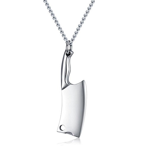 Kitchen Knife Necklace
