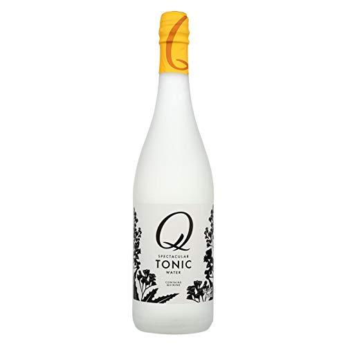 Q Tonic Superior Tonic Water, 750 Milliliter - 12 per case.