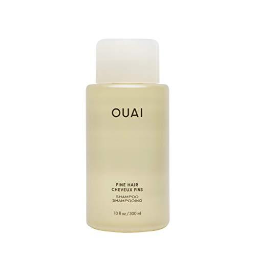 OUAI Fine Shampoo. Bring Fine Hair to the Next Level