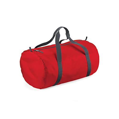 kompatibel mit BagBase Reisetasche, wasserabweisend, 32 Liter One Size (Rot)