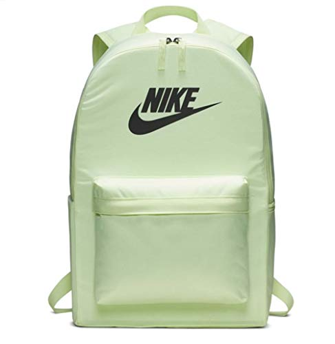 Nike Heritage 2.0 Rucksack Backpack (Volt/Black, one Size)