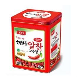 【ヘチャンドル】太陽草コチュジャン 14kg 【缶】■韓国食品・韓国食材・韓国調味料 ・ヘチャンドルコチュジャン・韓国赤味噌・味付■