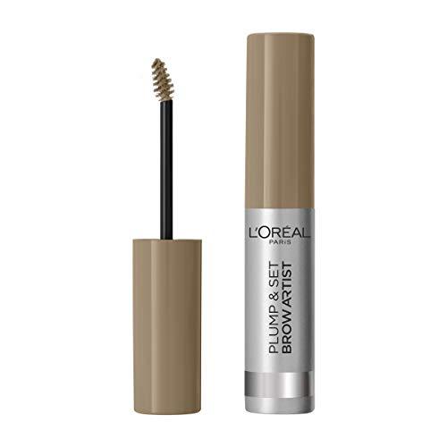 L'Oréal Paris - Mascara Sourcils - Brow Artist Plump & Set - Teinte: 101 Blonde