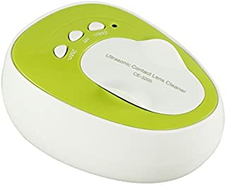JIEKANG CE-3200 New Mini Ultrasonic Contact Lens Cleaner Kit Daily Care Fast Cleaning