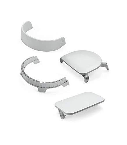 Stokke Steps - Asiento para silla, color gris