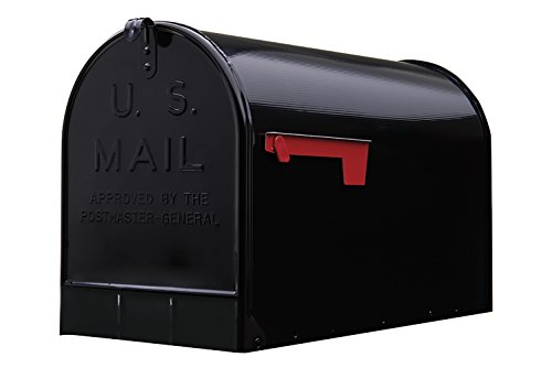 Gibraltar Mailboxes Stanley Extra-Large Capacity Galvanized Steel...