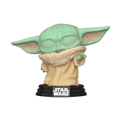 Star Wars Mandalorian Pop The Child (Baby Yoda) Force Wielding # 385 Edicion Especial