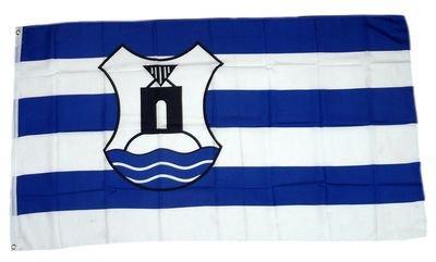 Fahne / Flagge Norderney Wappen NEU 90 x 150 cm Flaggen
