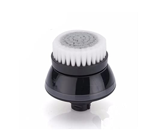 HUAHUA JUSU Store Fibra Suave Cara Facial Limpieza Profunda Lavado Limpio Cuidado de la afeitadora Cepillo Cepillo Ajuste for Philips RQ12 RQ11 RQ320 RQ370 YS523 YS526 S9000