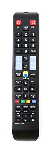 New Vinabty Replaced Remote BN59-01178W fit for Samsung LED Smart TV UN28H4500 UN32H5201 UN32H5203 UN40H5201 UN40H5203 UN40H6203 UN46H6201 UN46H6203 UN50H5203 UN50H6201 UN50H6201AF BN59-01220E