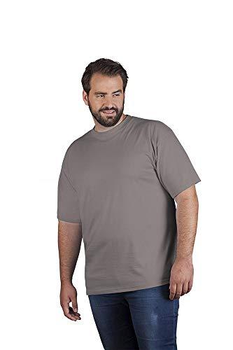 Promodoro Promodoro Men?s Premium-T-Shirt 100% gekämmte Baumwolle, 180 g/m 4XL New Light Grey