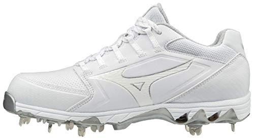 Mizuno Softball Footwear Low Womens Metal Softball Cleat
