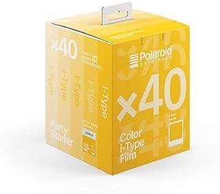 Polaroid Originals Instant Color 600 Film - 40X Film Pack (40 Photos) (4964)