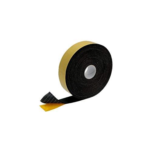 nastro isolante gomma anti condensa classe 1 nero 50 mm X 3 mm X 10 mt