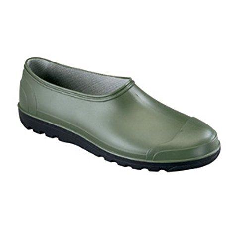 PVC-Galoschen FLORA grün Gr. 46