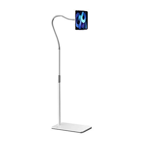 KHUY Soporte Tablet para Cama, Soporte Tablet, Soporte para Movil Mesa de Teléfonos Celulares y Soportes Universal Lazy Gooseneck Soporte para Movil, Soporte Tablet para Cama
